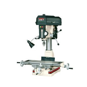 JET 350017/JMD-15 Milling/Drilling Machine (Drill Press Mill Table compare prices)
