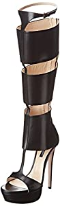Ruthie Davis Women's Stefani Boot,Black,7.5 M US