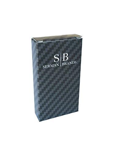 carbon fiber money clip credit card holder slim front pocket minimalist walle. Black Bedroom Furniture Sets. Home Design Ideas