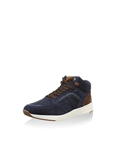Springfield Sneaker Alta [Blu]