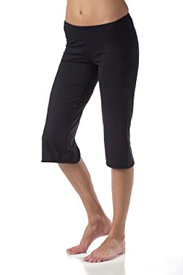 Soybu Women's Lotus Yoga Capri