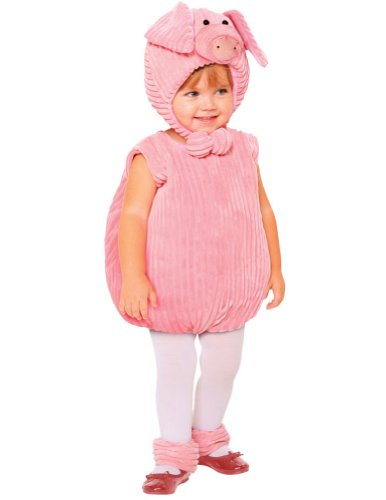 Pig Toddler Costume 2T-4T