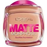 L'Oreal Matte Morphose Foundation - 310 Amber