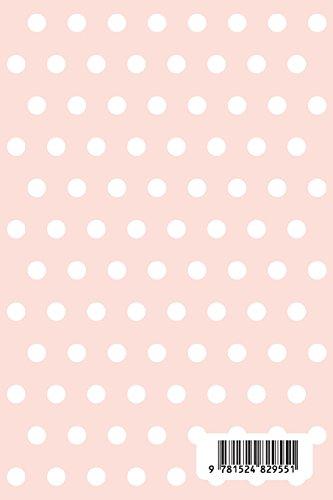 Tisha's Pocket Posh Journal, Polka Dot