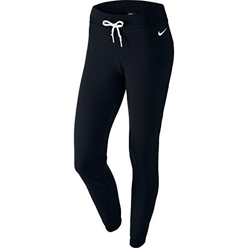 nike-jersey-pantalon-de-sport-a-rebord-pour-femme-s-noir-noir