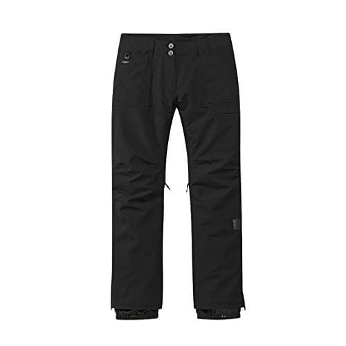 (アディダス) adidas スノーボードパンツ レディース SNB PANTS AA3369 BLACK Mサイズ