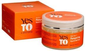 Yes To Carrots 250ml Pampering Spa Manicure Get 250ml Body Butter Free