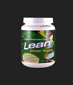Nutrition 53 Weight Loss Shake Lean1 Vanilla -- 2 lbs