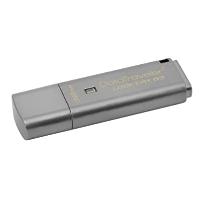 DT Locker+ G3/32GB USB 3.0