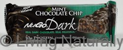Nugo Nutrition Bar - Dark Mint Chocolate Chip - 1.76 Oz (Pack Of 12)