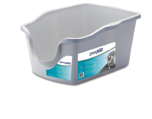 LitterMaid High Sided Litter Pan (Extra Large Litter Pan compare prices)