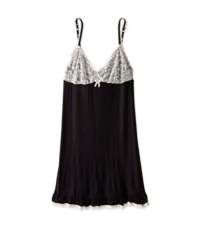 René Rofé Sleepwear Women's Call Me Lacey Chemise