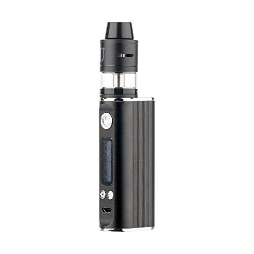 JOMO-TECH-E-Zigarette-Ultra-Lite-80-Box-Mod-Akkutrger-mit-Ladestandsanzeige-inkl-Sub-Ohm-OCC-Coil-Verdampfer-Einsteiger-Set-Nikotinfreie-Zigaretten-Ohne-E-Liquid