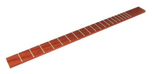 Cigar Box Guitar Fretboards - Exotic Padauk