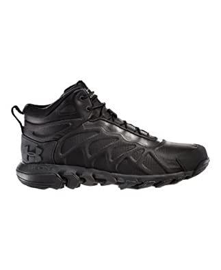 Buy Under Armour Mens UA Valsetz Venom Mid Tactical Boots by Under Armour