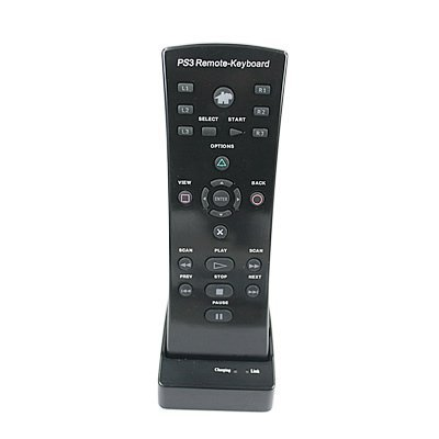 3-in-1 Wireless Remote Control for PS3