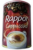 Rappor Cappuccino 750g Tub Makes Approx 416 Servings per Tin