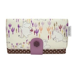 Moomin Flora wallet/purse