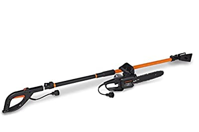 Remington RM1015SPS Branch Wizard Pro 10-Inch 8 Amp 2-in-1 Electric Chain Saw/Pole Saw Combo
