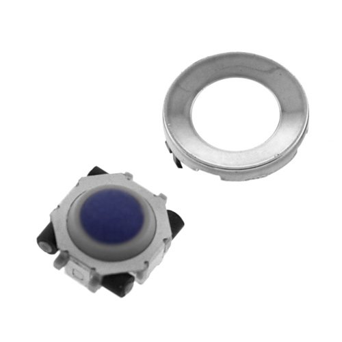 GTMax Blue Replacement Track ball For BlackBerry Curve 8350i 8330 8320 8310 8300 Cell Phone