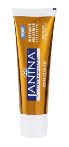 3 x Janina Extra Strength Whitening Toothpaste 75ml