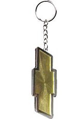 Pilot KC011 Chrome Key Chain - Chevrolet