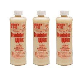 Collinite Liquid Insulator Wax, 16 oz - 3 Pack
