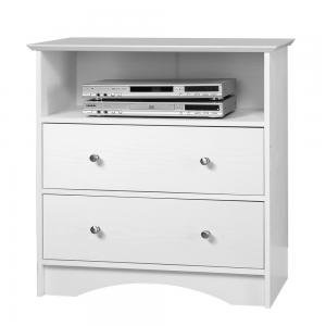 Cheap Entertainment Center TV Stand in White Finish (AZ00-50591×31595)