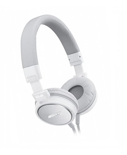 Sony Mdr-Zx600 Over The Head Style Stereo Audio Headphones (White) Good Gift Fast Shipping Ship Worldwide From Hengheng Shop
