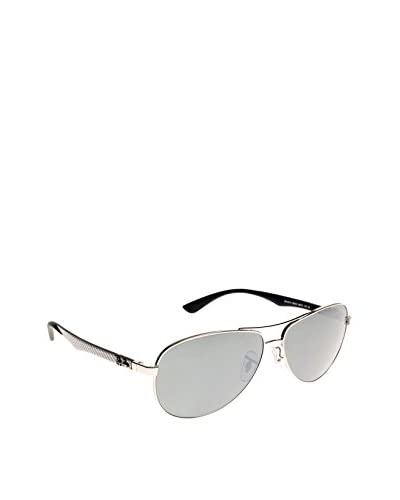 Ray-Ban Gafas de Sol MOD. 8313 Plateado