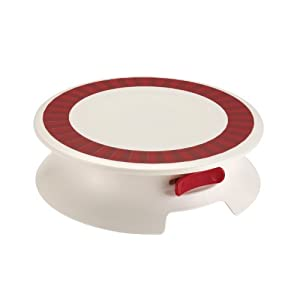 Cake Boss 1-Piece Decorating Turntable