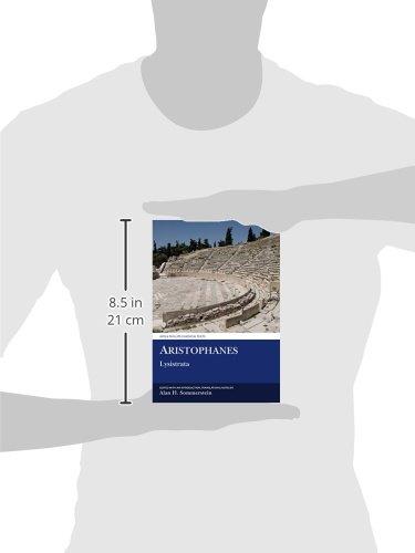 Aristophanes: Lysistrata (Classical Texts)
