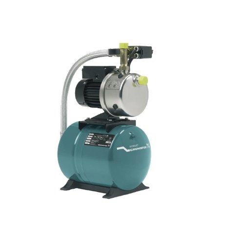 JP 6 24 Hauswasserwerk Hydrojet JP 6 mit 24 Liter Membrandruckkessel