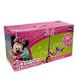 DISNEY MINNIE MOUSE BOW-TIQUE SUPER WIDE SCOOTER WITH BOW