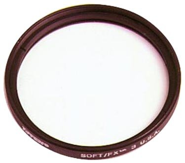 TIFFEN 72SFX3 72mm Soft/FX 3 Glass Photographic Filter