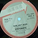SURE AIN'T NEWS 12 INCH (12