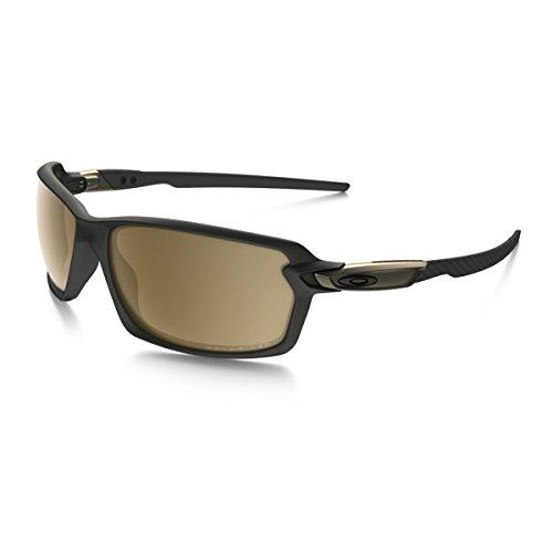 Occhiali da sole Oakley Shift opaco, Uomo, Shift, black - Matte Black/Tungsten Irid Polar, Taglia unica