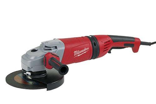 Milwaukee 4933402495 AGVM 26-230 GEX - Smerigliatrice angolare con dispositivo vigilante