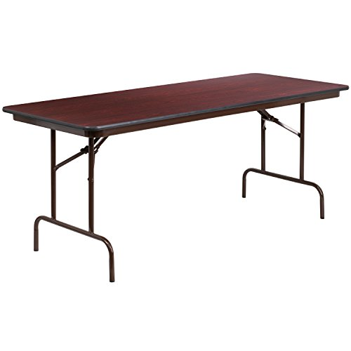 flash-furniture-30-by-72-rectangular-high-pressure-mahogany-laminate-folding-banquet-table
