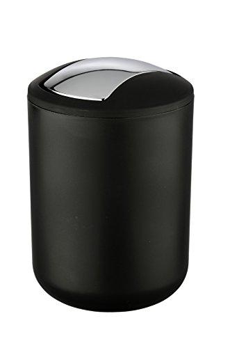 Wenko Kosmetikeimer Brasil - absolut 2 L, (TPE), 14 x 21 x 14 cm