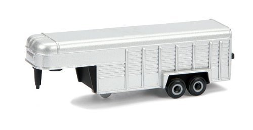 ERTL Toys Livestock Trailer Collect N Play Series - 1