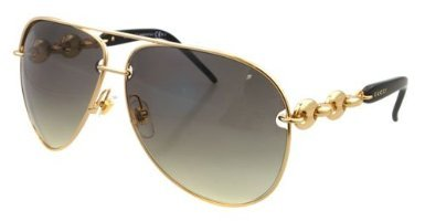 Gucci Gucci GG4225/S Sunglasses-0WL4 Rose Gold (AE Dark Gray Ochre Lens)-63mm