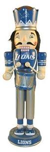 NFL Nutcracker NFL Team Detroit Lions