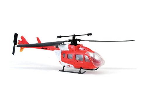 Hubsan EC145 RC Helicopter 4CH Single Rotor FP Ready-To-Fly Heli