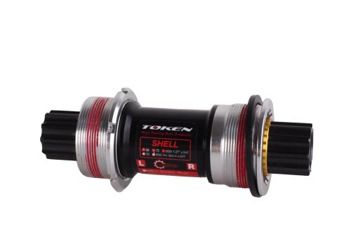Token Bottom Bracket BB TK883TBT ISIS Drive MTB Italian Thread 73 x 113 mm