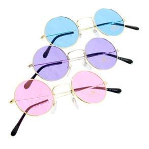 John Lennon Colored Sunglasses