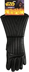 One Size ADULT Darth Vader Costume Gloves - Officially Licensed TM Costume Accessory