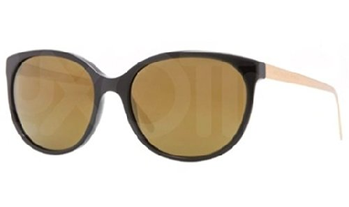 Burberry  Burberry 4146 30015A Black-gold 4146 Spark Sunglasses Lens Category 3