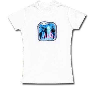 Orgy * Orbital * T-shirt da donna * One Size Fits All * LIQUIDAZIONE * ARTICOLO UNICO *