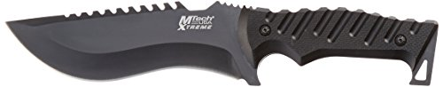 "MTECH USA XTREME MX-8119 Fixed Blade Tactical Knife, 11.5"" Overall"